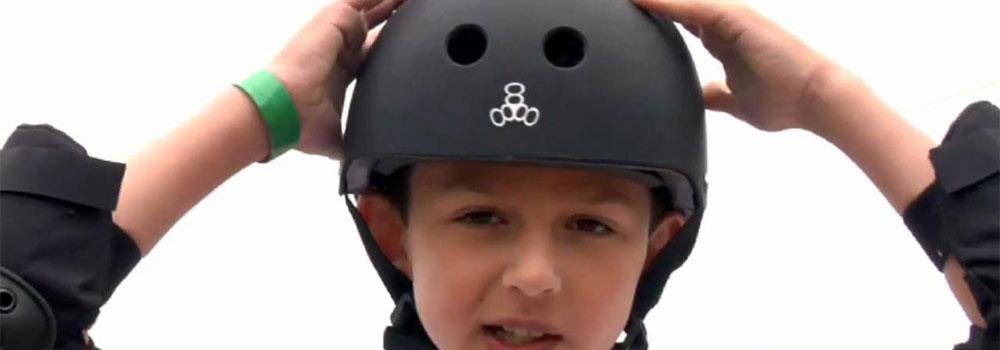 Skate-Helmet